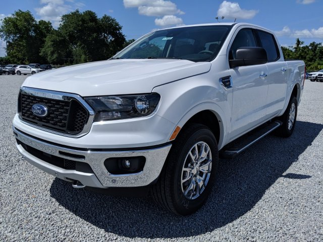 2019 Ranger SuperCrew Cab 4x2,  Pickup #K3688 - photo 3