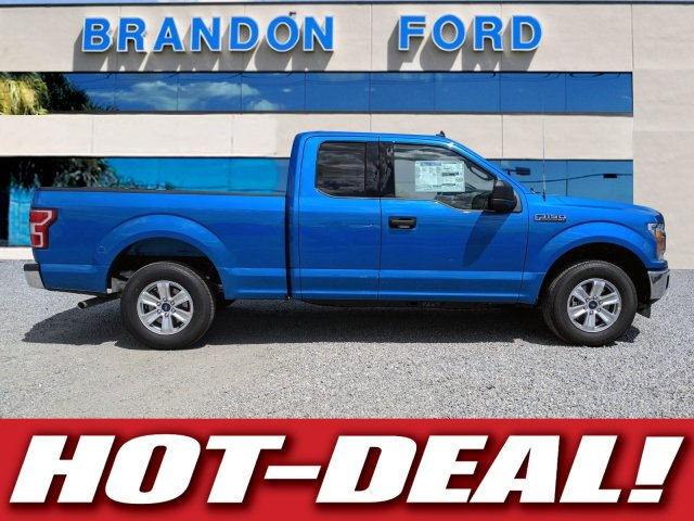 2019 F-150 Super Cab 4x2,  Pickup #K3691 - photo 1