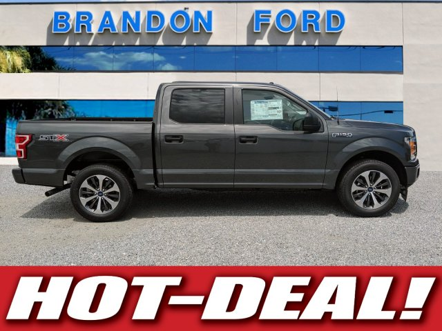 2019 F-150 SuperCrew Cab 4x2,  Pickup #K3698 - photo 1