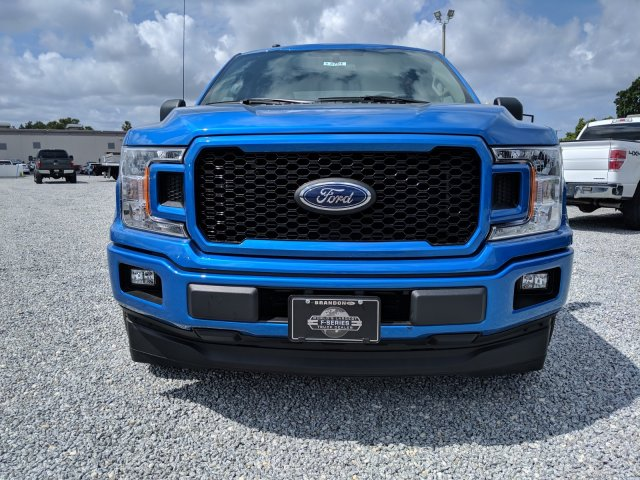 2019 F-150 SuperCrew Cab 4x2,  Pickup #K3701 - photo 10