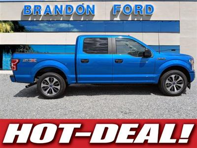 2019 F-150 SuperCrew Cab 4x2,  Pickup #K3701 - photo 1
