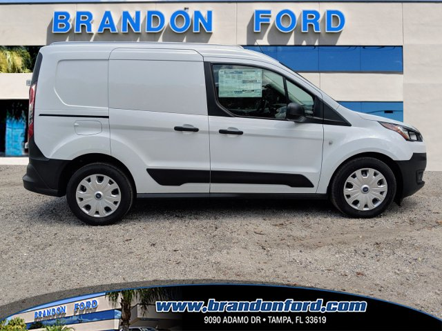 2019 Transit Connect 4x2,  Empty Cargo Van #K3758 - photo 1