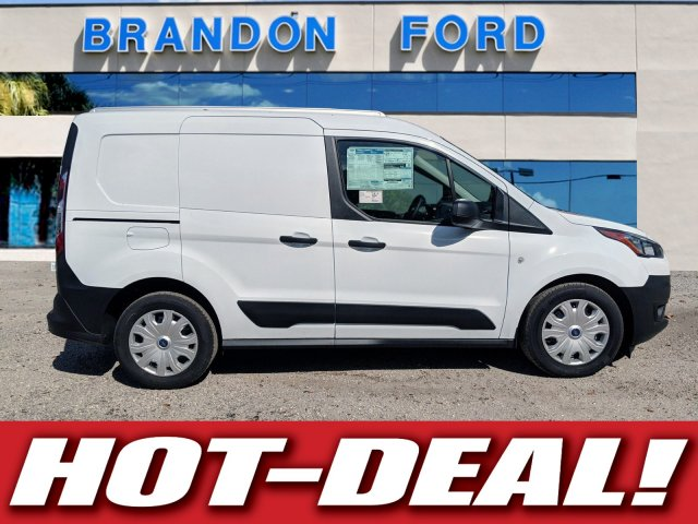 2019 Transit Connect 4x2,  Empty Cargo Van #K3787 - photo 1