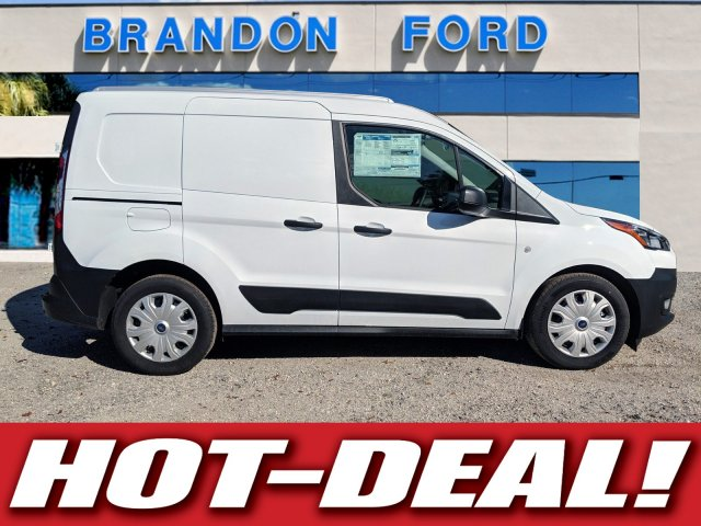 2019 Transit Connect 4x2,  Empty Cargo Van #K3808 - photo 1