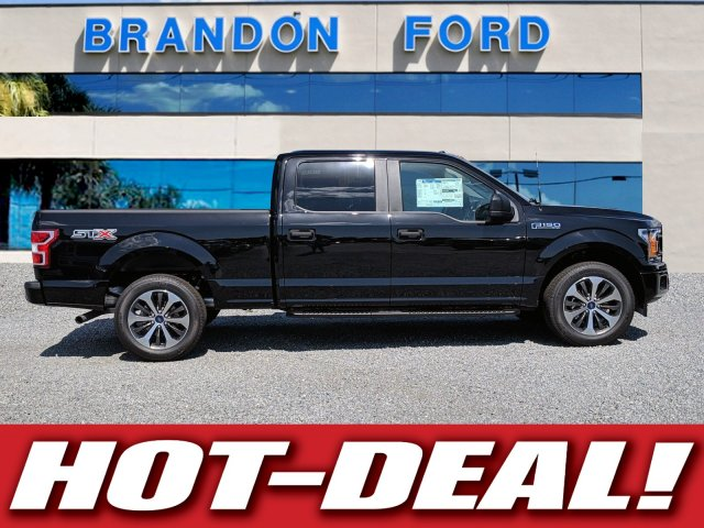 2019 F-150 SuperCrew Cab 4x2,  Pickup #K3829 - photo 1