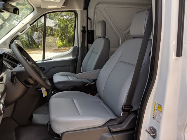 2019 Transit 350 HD High Roof DRW 4x2,  Empty Cargo Van #K3842 - photo 18
