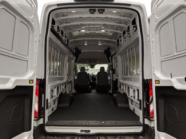 2019 Transit 350 HD High Roof DRW 4x2,  Empty Cargo Van #K3916 - photo 1