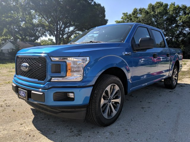 2019 F-150 SuperCrew Cab 4x2, Pickup #K3918 - photo 3