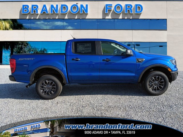 2019 Ranger SuperCrew Cab 4x2,  Pickup #K3929 - photo 1