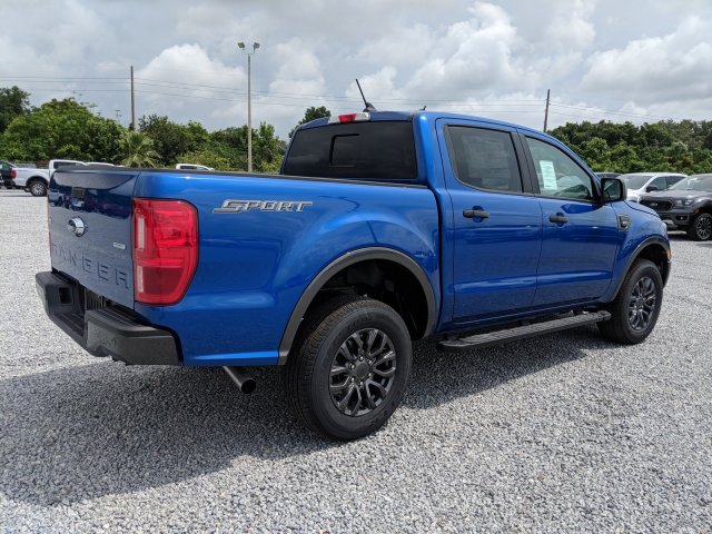2019 Ranger SuperCrew Cab 4x2,  Pickup #K3930 - photo 1
