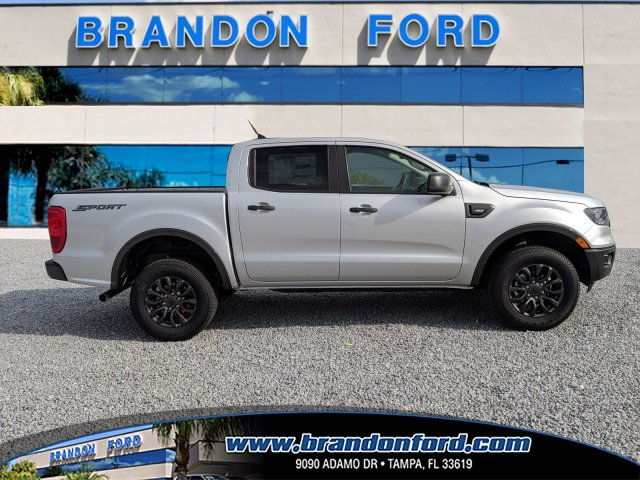 2019 Ranger SuperCrew Cab 4x2,  Pickup #K3938 - photo 1
