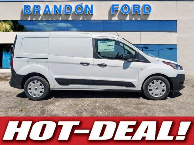2019 Transit Connect 4x2,  Empty Cargo Van #K3997 - photo 1