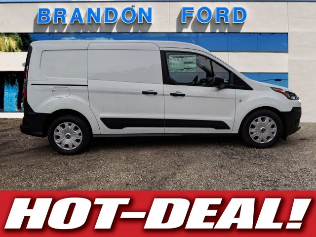 2019 Transit Connect 4x2,  Empty Cargo Van #K3999 - photo 1