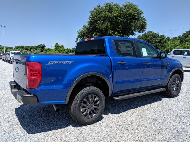 2019 Ranger SuperCrew Cab 4x2,  Pickup #K4034 - photo 1
