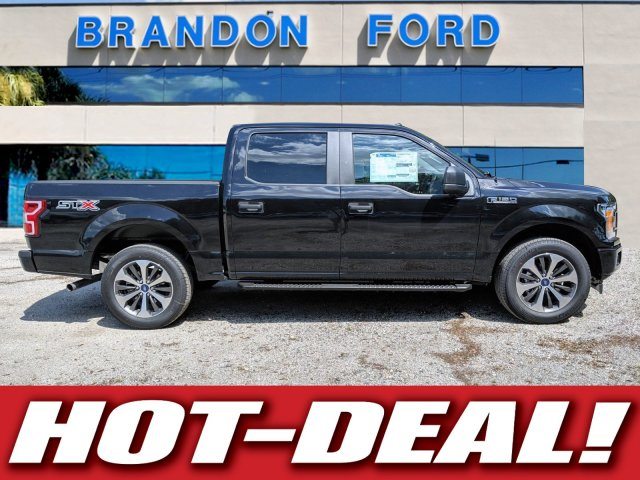 2019 F-150 SuperCrew Cab 4x2, Pickup #K4127 - photo 1
