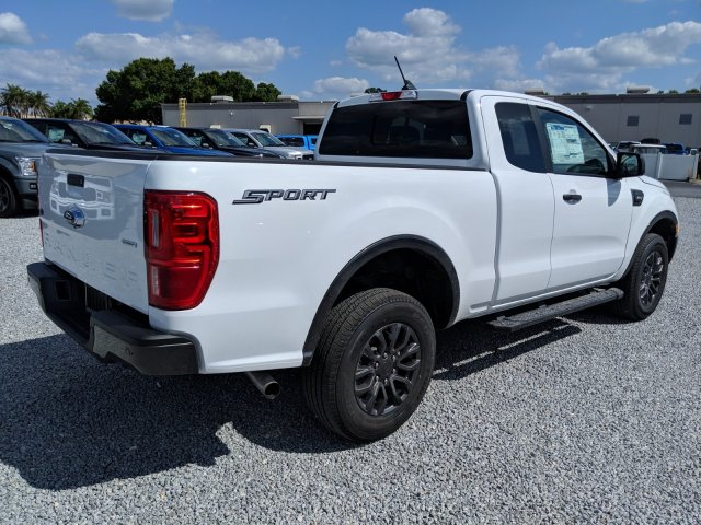 2019 Ranger Super Cab 4x2,  Pickup #K4134 - photo 1