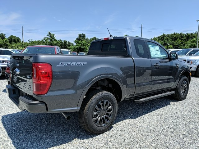 2019 Ranger Super Cab 4x2,  Pickup #K4233 - photo 1