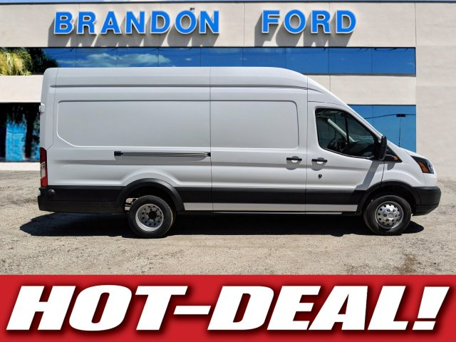 2019 Transit 350 HD High Roof DRW 4x2,  Empty Cargo Van #K4254 - photo 1