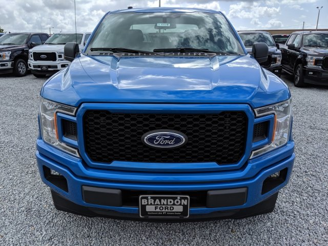 2019 F-150 SuperCrew Cab 4x2,  Pickup #K4426 - photo 10