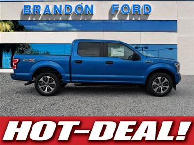 2019 F-150 SuperCrew Cab 4x2,  Pickup #K4426 - photo 1
