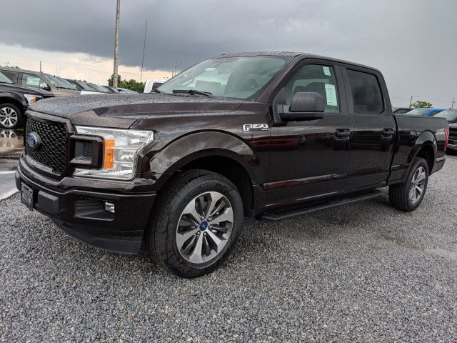 2019 F-150 SuperCrew Cab 4x2,  Pickup #K4482 - photo 12
