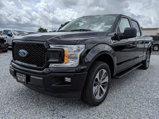 2019 F-150 SuperCrew Cab 4x2,  Pickup #K4484 - photo 3