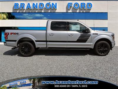 2019 F-150 SuperCrew Cab 4x4,  Pickup #K4590 - photo 1