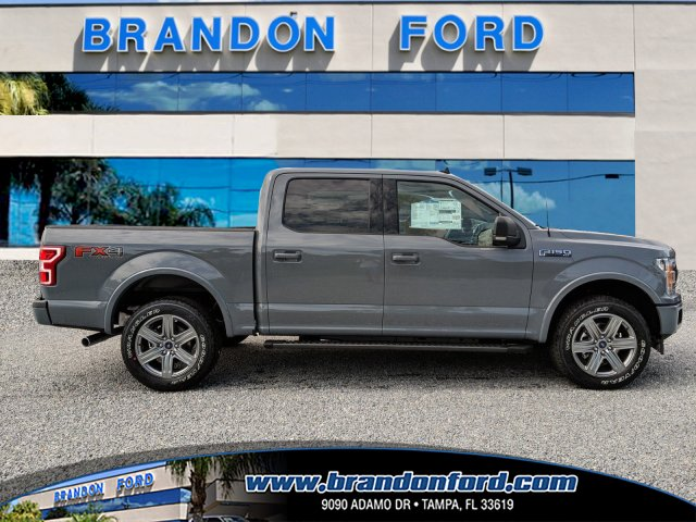 2019 F-150 SuperCrew Cab 4x4,  Pickup #K4609 - photo 1