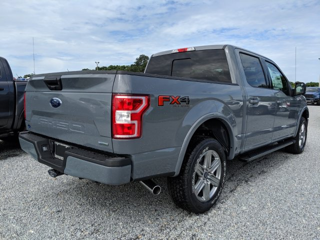 2019 F-150 SuperCrew Cab 4x4,  Pickup #K4609 - photo 2