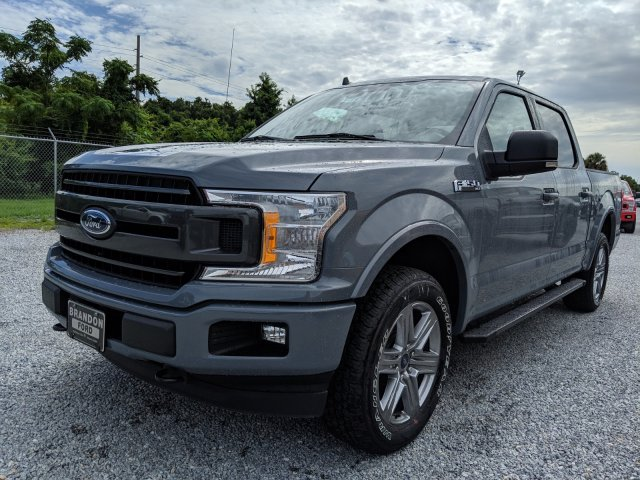 2019 F-150 SuperCrew Cab 4x4,  Pickup #K4609 - photo 3