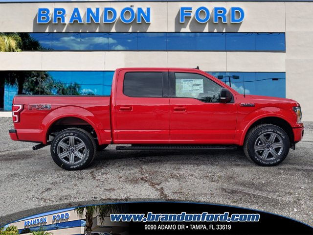 2019 F-150 SuperCrew Cab 4x4,  Pickup #K4665 - photo 1