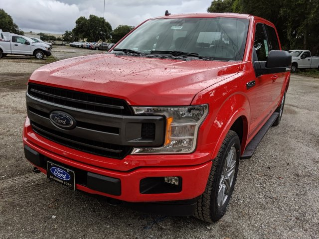 2019 F-150 SuperCrew Cab 4x4,  Pickup #K4665 - photo 3