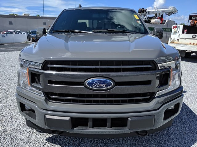 2018 F-150 SuperCrew Cab 4x4,  Pickup #K4756A - photo 10