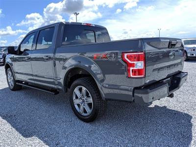 2018 F-150 SuperCrew Cab 4x4,  Pickup #K4756A - photo 9