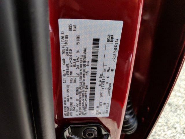 2019 F-150 SuperCrew Cab 4x2,  Pickup #K4816 - photo 28