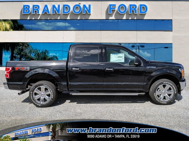 2019 F-150 SuperCrew Cab 4x4,  Pickup #K4869 - photo 1