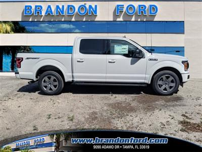 2019 F-150 SuperCrew Cab 4x2,  Pickup #K4878 - photo 1