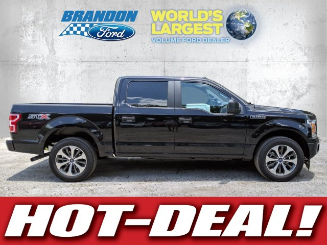 2019 F-150 SuperCrew Cab 4x2, Pickup #K4952 - photo 1