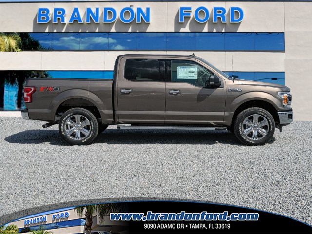 2019 F-150 SuperCrew Cab 4x4,  Pickup #K5055 - photo 1