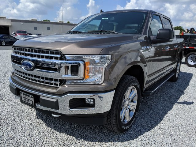 2019 F-150 SuperCrew Cab 4x4,  Pickup #K5055 - photo 3