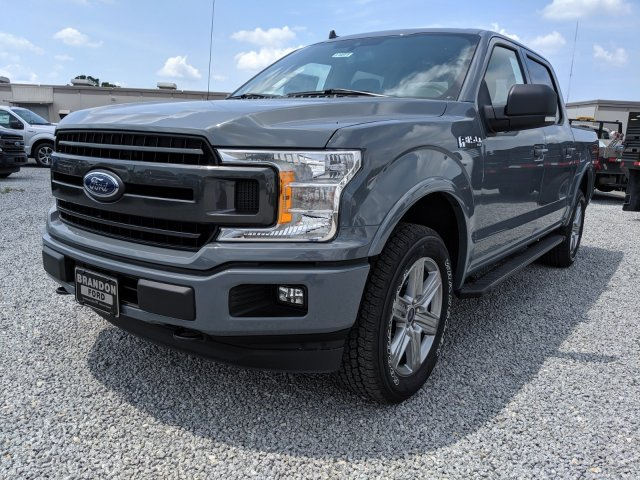 2019 F-150 SuperCrew Cab 4x4,  Pickup #K5071 - photo 3