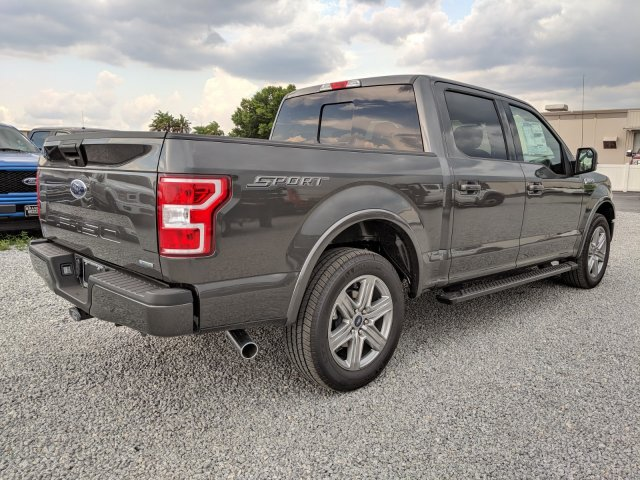 2019 F-150 SuperCrew Cab 4x2,  Pickup #K5102 - photo 2