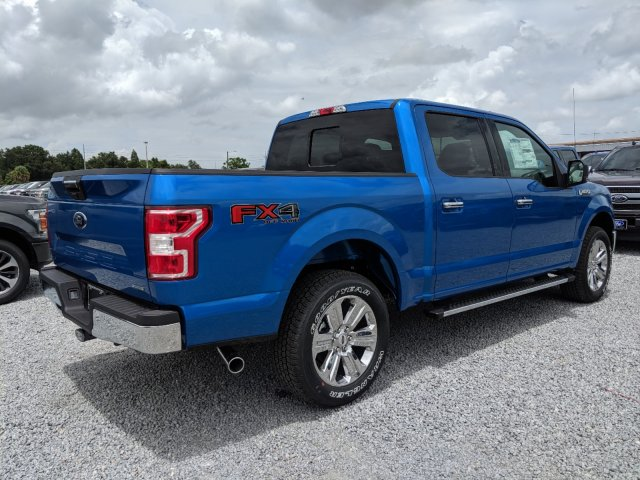 2019 F-150 SuperCrew Cab 4x4, Pickup #K5109 - photo 2