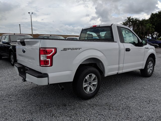 2019 F-150 Regular Cab 4x2,  Pickup #K5181 - photo 2