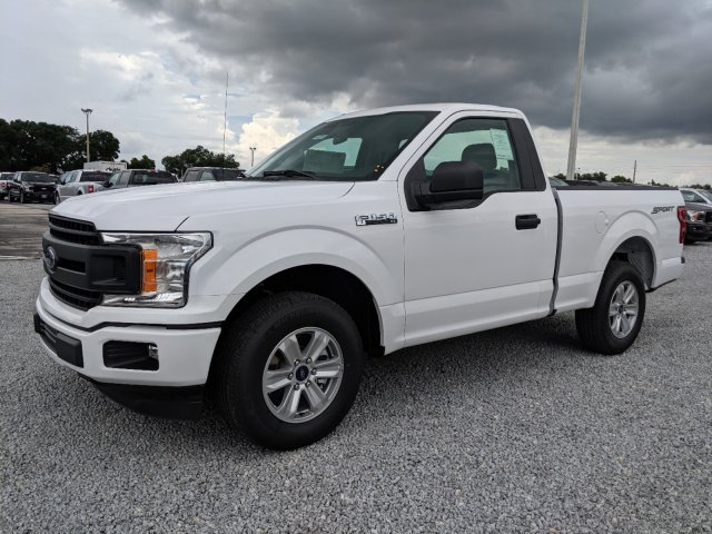2019 F-150 Regular Cab 4x2,  Pickup #K5181 - photo 5