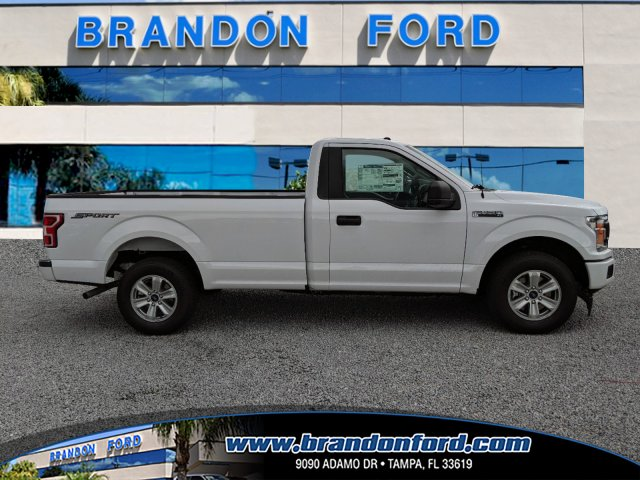 2019 F-150 Regular Cab 4x2,  Pickup #K5184 - photo 1