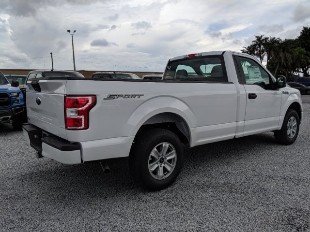 2019 F-150 Regular Cab 4x2,  Pickup #K5184 - photo 2