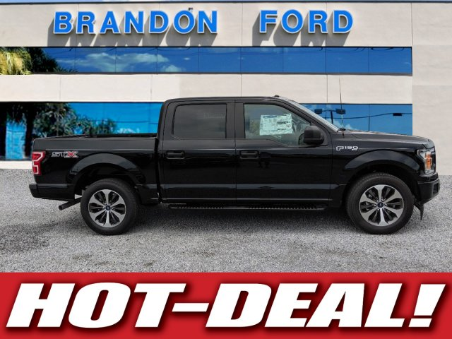 2019 F-150 SuperCrew Cab 4x2, Pickup #K5329 - photo 1