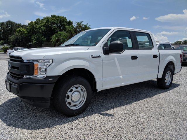 2019 F-150 SuperCrew Cab 4x2, Pickup #K5350 - photo 5