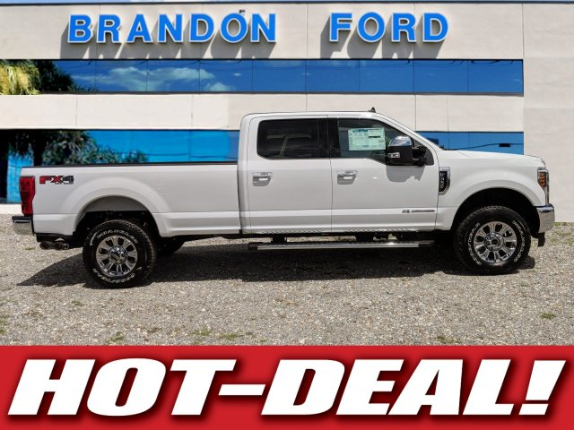 2019 F-350 Crew Cab 4x4, Pickup #K5383 - photo 1